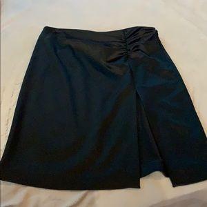 Bebe pencil skirt side slit